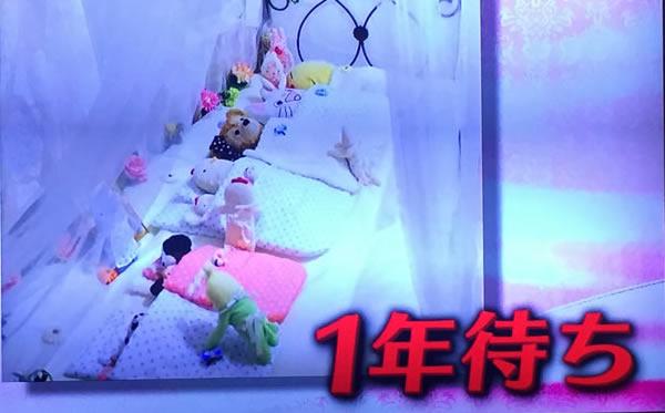 ぬいぐるみの病院が「櫻井・有吉the夜会」で紹介されたよ