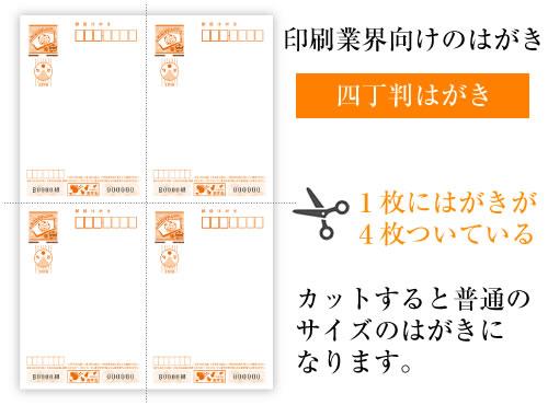 おたより本舗は、はがき代47円、送料代引料0円で安い