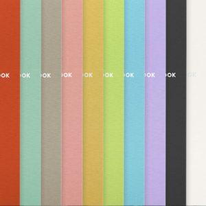 ALBUSアルバスブックのカラーは10色