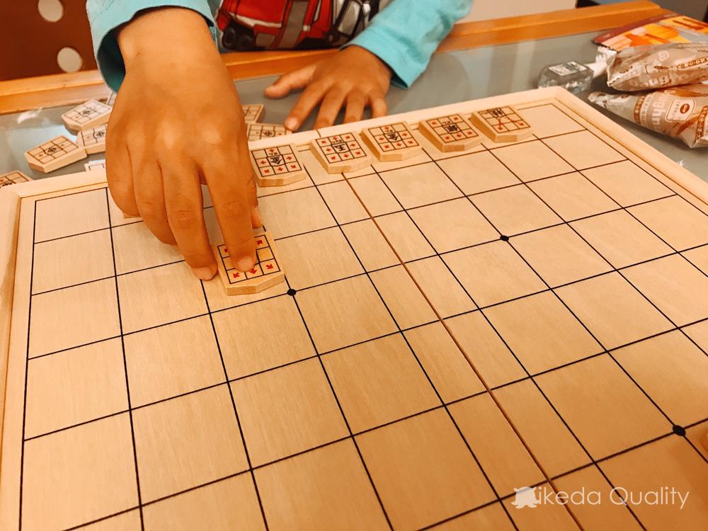 こいけの将棋3歳4歳の習い事
